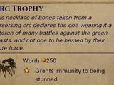 Orc Trophy