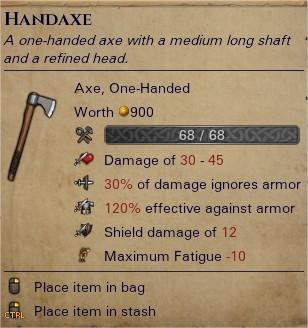 Handaxe 0