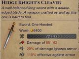 Named Sword