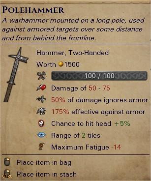 Polehammer 0