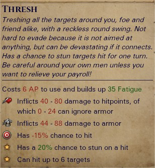 Two-handed flail 2