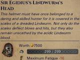 Lindwurm Helmet