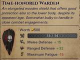 Unique Undead Kite Shield
