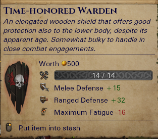 Time-Honored Warden