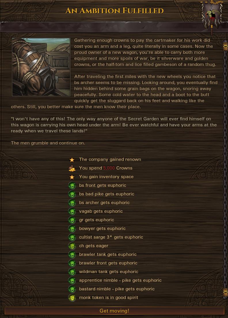 Cart | Battle Brothers Wiki | FANDOM powered by Wikia