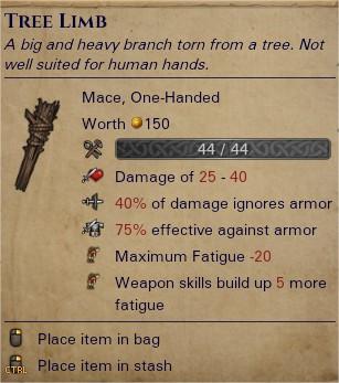 Tree limb 0