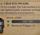 Knightly Mail Hauberk