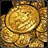 Старые золотые монеты