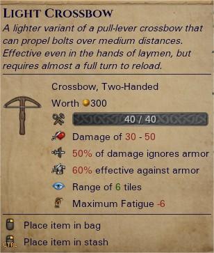 Light crossbow 0