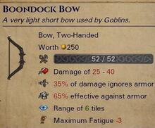 Bundock-bow