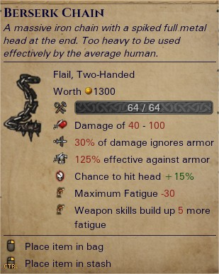 Berserk chain 0