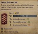 Уникальный большой деревянный щит
