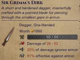 Named Dagger