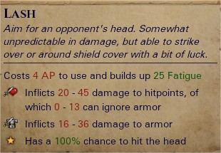Reinforced wooden flail 2