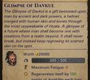 Glimpse of Davkul