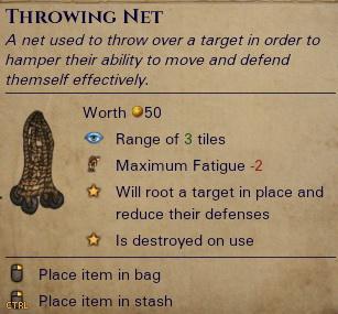 Throwingnet