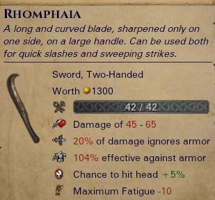 Rhomphaia