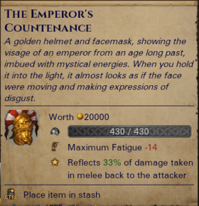 The Emperors Countenance