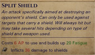 Heavy rusty axe 3