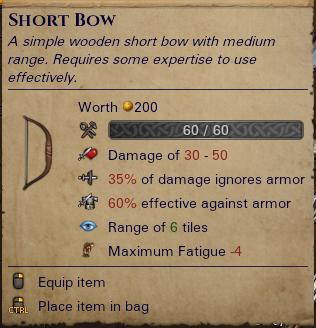 Short Bow