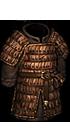 Leather Lamellar Armor