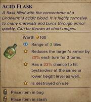 Acidflask