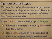 Acidflaskthrow