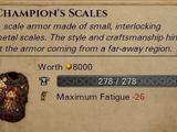 Golden Scale Armor
