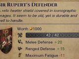 Relic Heater Shield