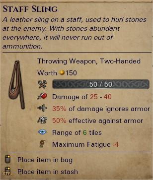 Staff sling 0