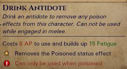 AntidoteUsage