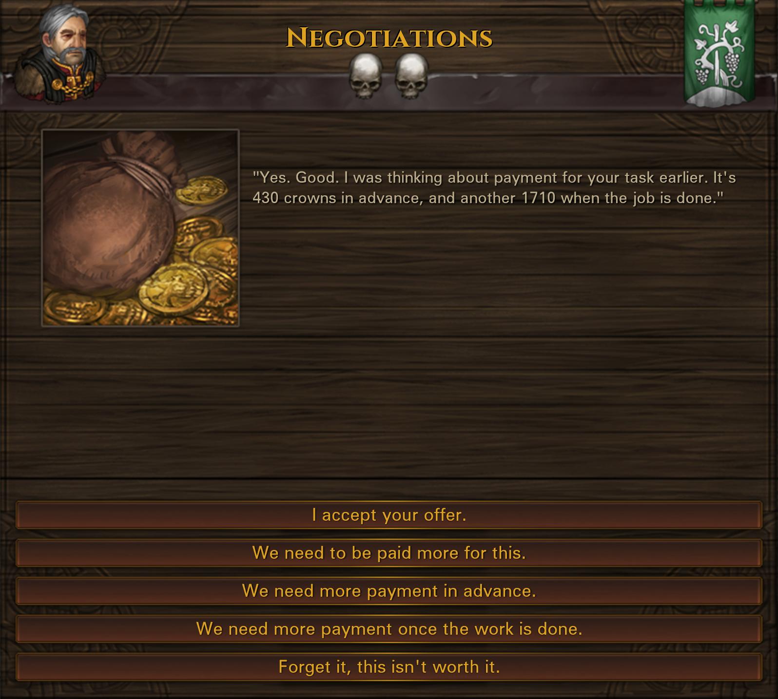 Negotiations 01