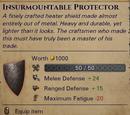 Уникальный металлический укреплённый щит