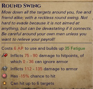 Heavy rusty axe 2