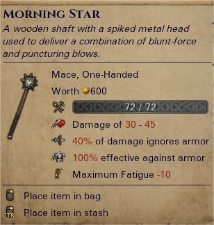 Morning star 0