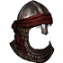 Nasal Helmet with Rusty Mail