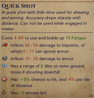 Short bow 1