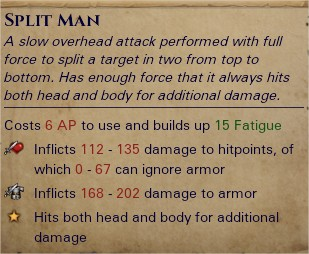 Heavy rusty axe 1