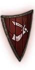 Unique shield 3 icon