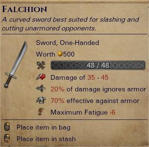 Falchion 0