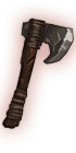Unique axe 4 icon