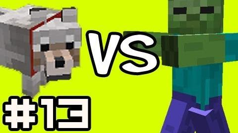 Minecraft Solo 1000 ZOMBIES! vs 200 Wolves w Nova Ep.13 (Singleplayer Survival)