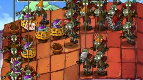Plants vs. Zombies Game Trailer