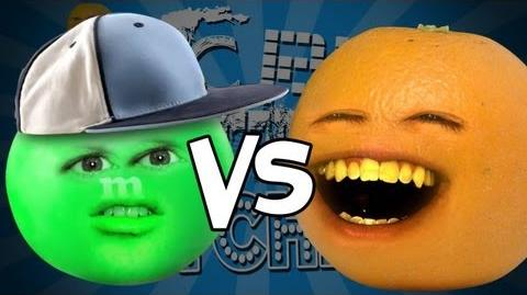 Annoying Orange - Epic Rap Battles Of Kitchenry (ft. NicePeter)