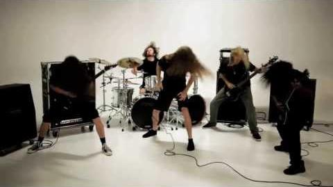 "Battlecross ""Never Coming Back"" (OFFICIAL VIDEO)"