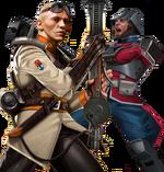 Gadgeteer-characters