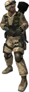BF2 DAO12 Soldier1