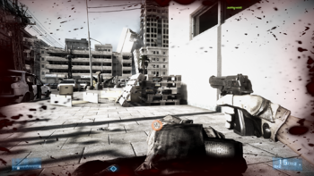 BF3 COOP Mandown