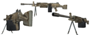 BFH Tier 1 Elite M249 Render