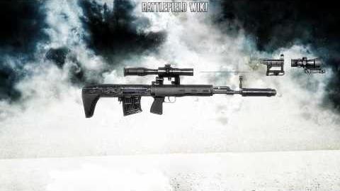 Battlefield Bad Company 2 - SVU Sound